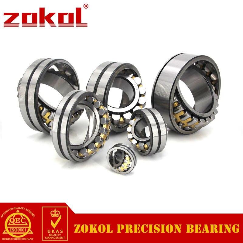 Rodamiento ZOKOL 22213CAK W33, rodamiento de rodillos esféricos 113513HK, rodamiento de rodillos autoalineante 65x120x31mm
