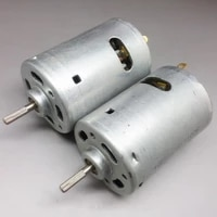 540 model micro motor dc6v 1 4a 19132rpm ultrahigh speed industrial motor for diy car toysaxis dia 3mm axis length 13mm