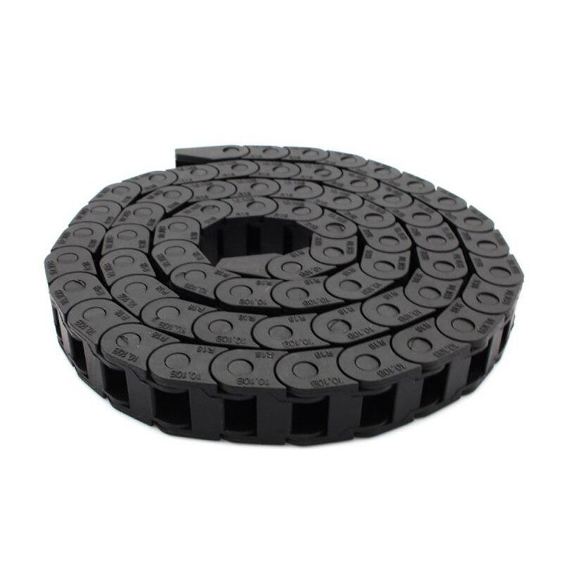 1m inner Hole 7x7 Drag Chain Energy Chain Cable Management 3D Printer RepRap Parts & Accessories