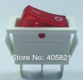illuminated mini rocker switch,boat switch with lamp inside,3 pins
