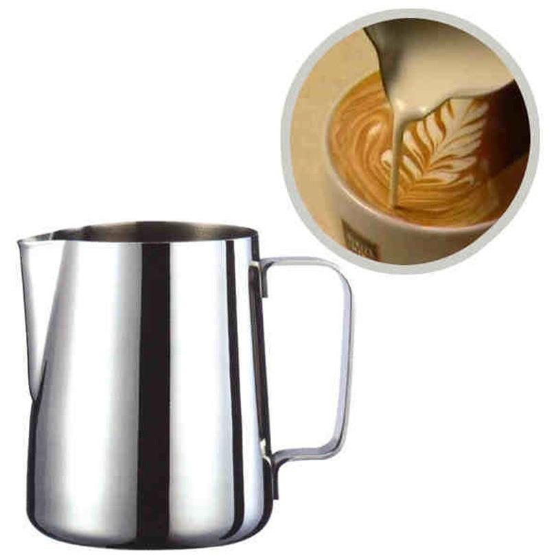 Молочник для кофе эспрессо из нержавеющей стали
