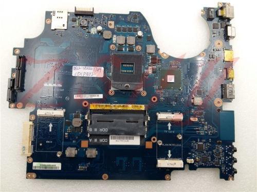 for Dell Studio 1747 1749 laptop motherboard 0Y99F7 Y99F7 NAT02 LA-5154P ddr3 Free Shipping 100% test ok