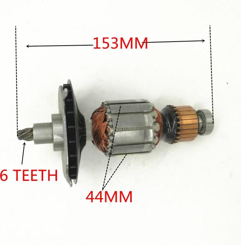 Арматура 220-230 в Ротор N408687 Замена для Dewalt DW304PK Тип 5