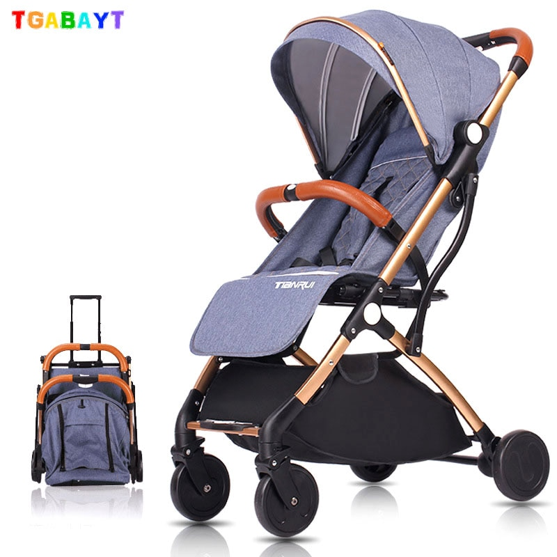 Yoya alto paisaje portátil ligero Cochecitos de bebé plegable cochecito de bebé sillas de coche