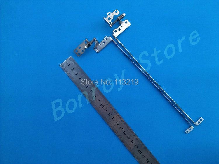 (5 زوج/وحدة) لينوفو G450 G450A G450L G455 كيت Lcd مفصلات العلامة التجارية الجديدة و الأصلي Pn:AM07Q000100 AM07Q000200