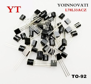 20pcs L78L33ACZ L78L33A L78L33 78L33 IC REGULATOR LDO 3.3V 0.1A TO92-3 Best quality