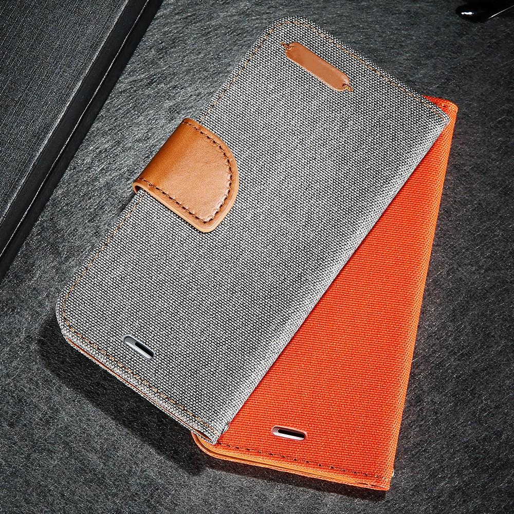 Kisscase stań portfel przerzuć przypadki dla iphone 6 6s 7 5 5S mody hit kolor slot kart skóra pokrywa dla iphone 7 6 s plus z logo 35