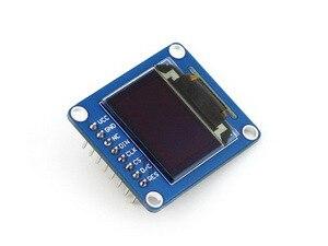5 шт./лот 0,95 дюймовый дисплейный модуль OLED RGB (B) SSD1331 OLED модуль 96x64 Разрешение SPI I2C интерфейсы с вертикальным пинхепером