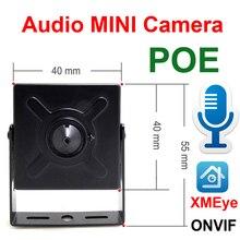 Mini caméra Audio Ip 720P 960P 1080P Hd   Vidéosurveillance POE, caméras de sécurité intérieure 2 mp