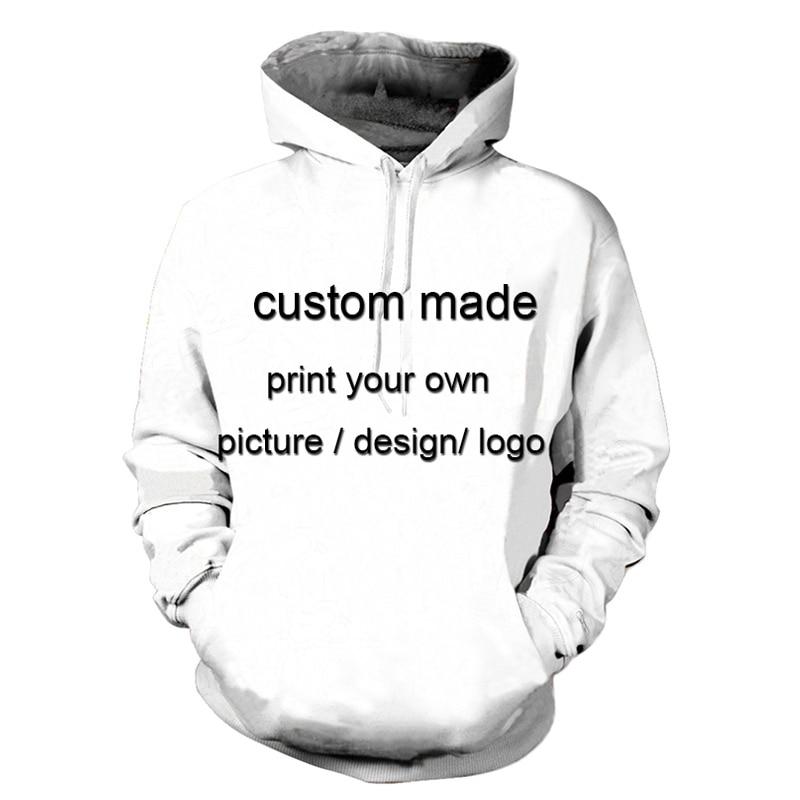 Sudaderas con capucha hechas a medida, sudaderas con estampado 3d para hombre, jerséis de talla grande, ropa de marca Unisxe, Dropship