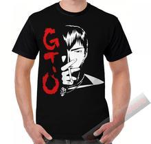 Camiseta gráfica de verano, camisetas para hombres, GTO Onizuka Camisetas estampadas, divertidas camisetas casuales de manga corta para mujer