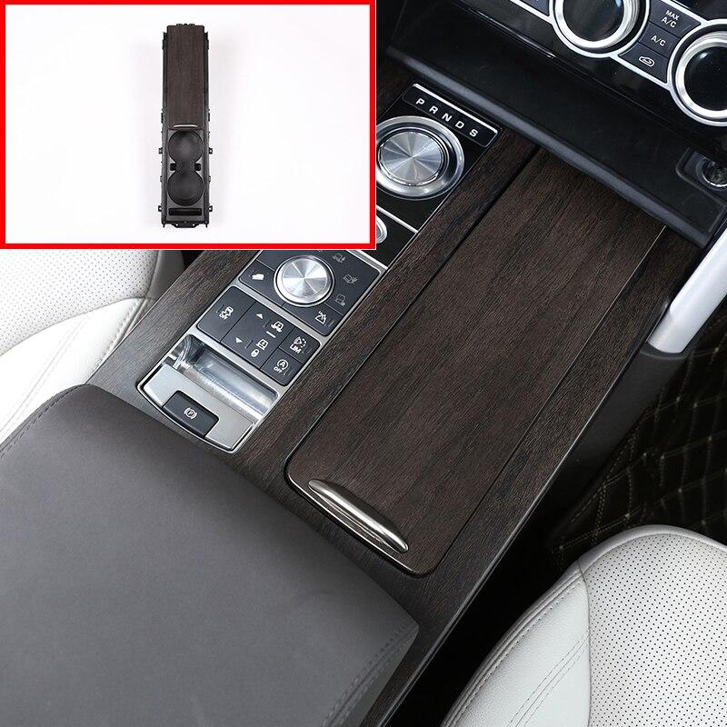 Support de Protection de la Console en ABS   Pour Land Rover Discovery 5 LR5 l462 2017 2018, partie de remplacement de cadre en verre