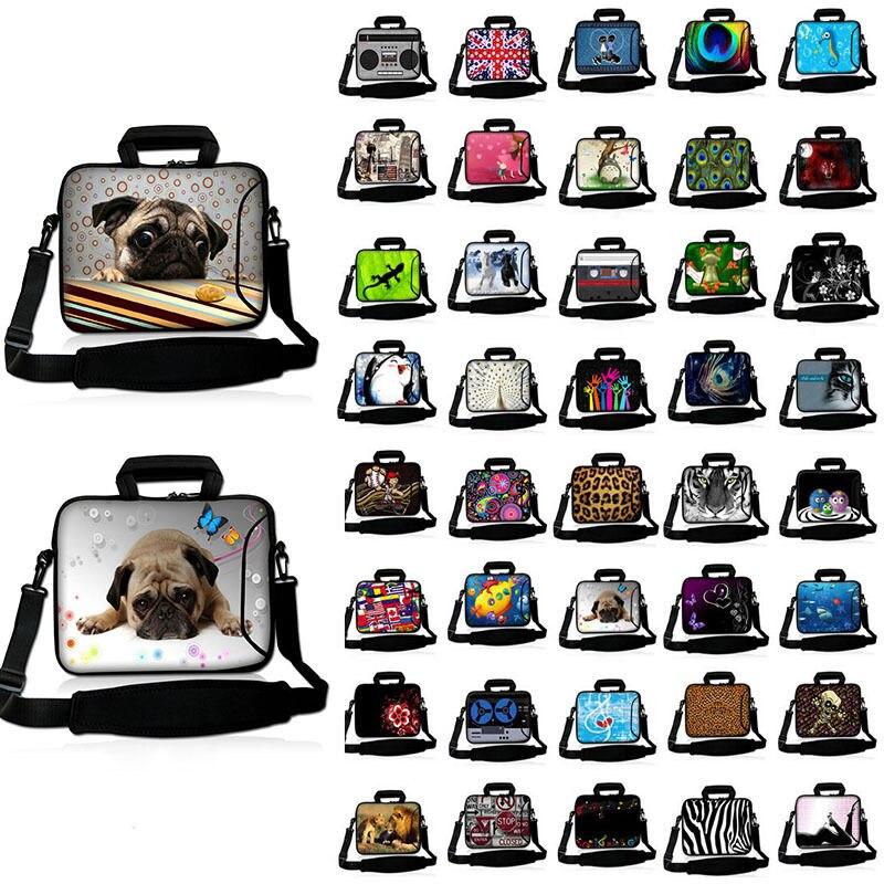 """Laptop Shoulder Bag Notebook Carry Case sleeve Computer Cover For 10.1"""" 11.6"""" 13.3"""" 14"""" 15.4"""" 15.6"""" 17.3"""" 17.4"""" Laptop Tablet"""