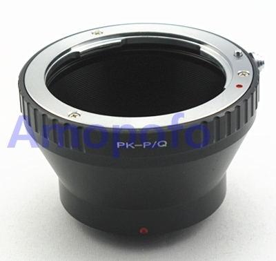 Адаптер Amopofo PK-PQ для объектива Pentax K PK для Pentax Q PQ P/Q Mount Adapter Q10