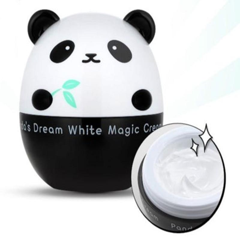 Cosméticos coreanos, crema mágica blanca de sueño de Panda, crema Facial hidratante para el cuidado de la piel de 50g, crema de blanqueamiento Facial Anti arrugas