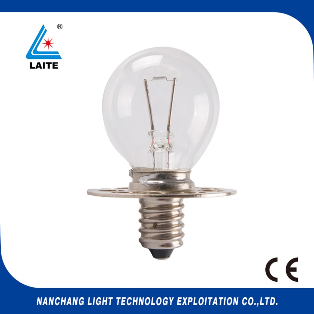 Haag Streit 6v 4.5a P44S HS 900-930 OP2366 900DM opthalmatic lamp 6v 4.5a free shipping-10pcs