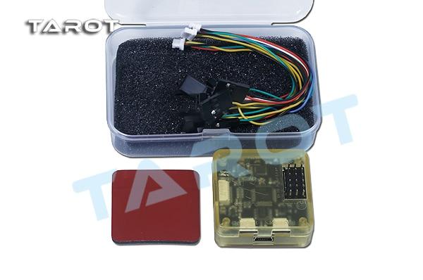 Placa de control de vuelo de estabilización de código abierto CC3D openpilot TL300D