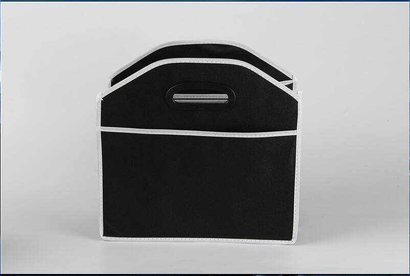 Accesorios de coche organizador de maletero almacenaje plegable para juguetes y comida bolsa para KIA Rio K2 K3 K5 K4 KX5 Cerato, Soul, Forte, Sportage
