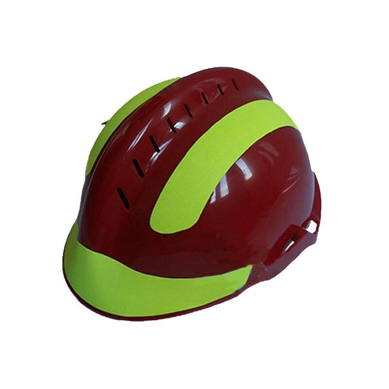 F2 Fire Fighting Fire Rescue Helmet Firefighter Personal Security Equipment High Quality Men Women Lightweight Adjustable Helmet