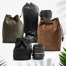 Защитный чехол в стиле ретро для камеры, мягкая Сумочка для зеркальных камер Canon, Nikon, Sony, Pentax, DSLR и беззеркальных камер 70D, 5D3, D800, D5300, A7R2