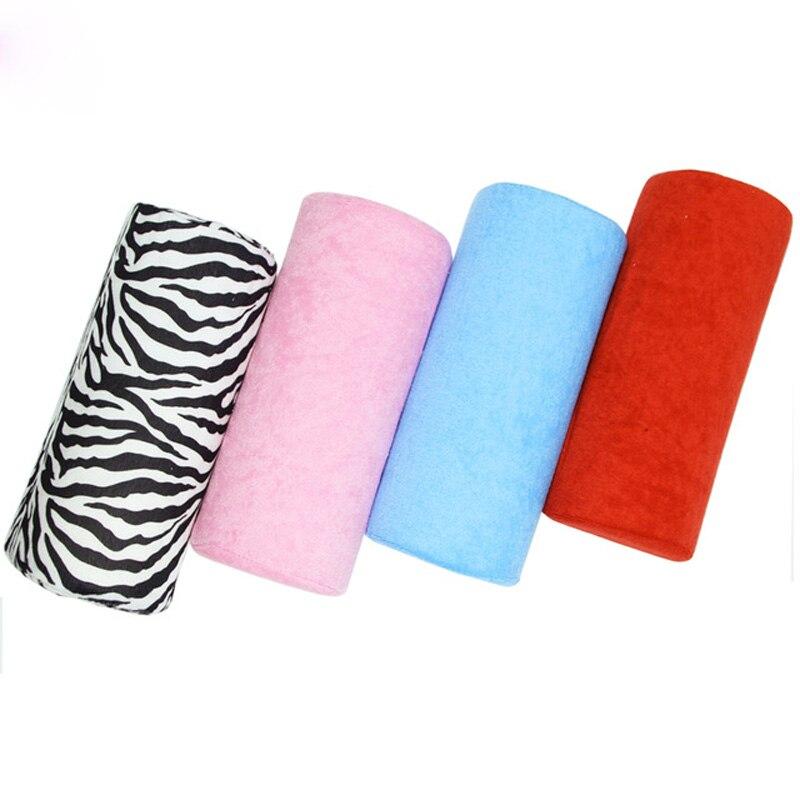 Cojín para decoración de uñas mano suave cojín de brazo resto manicura tratamiento salón equipo Color elección A0011XX