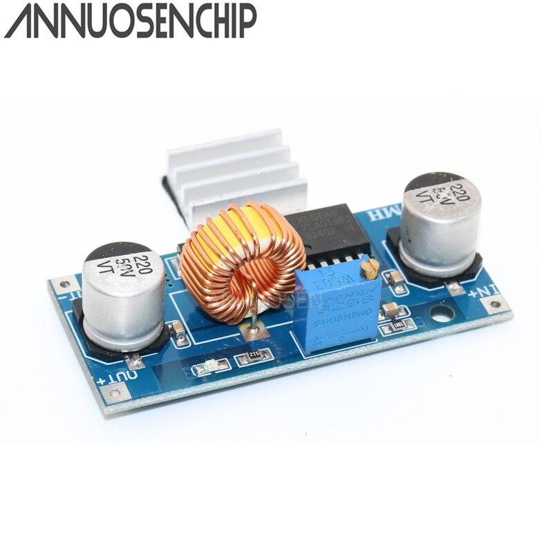 5A XL4015 XL4005 DC-DC Step Down Einstellbare Power Supply Module LED Lithium-Ladegerät