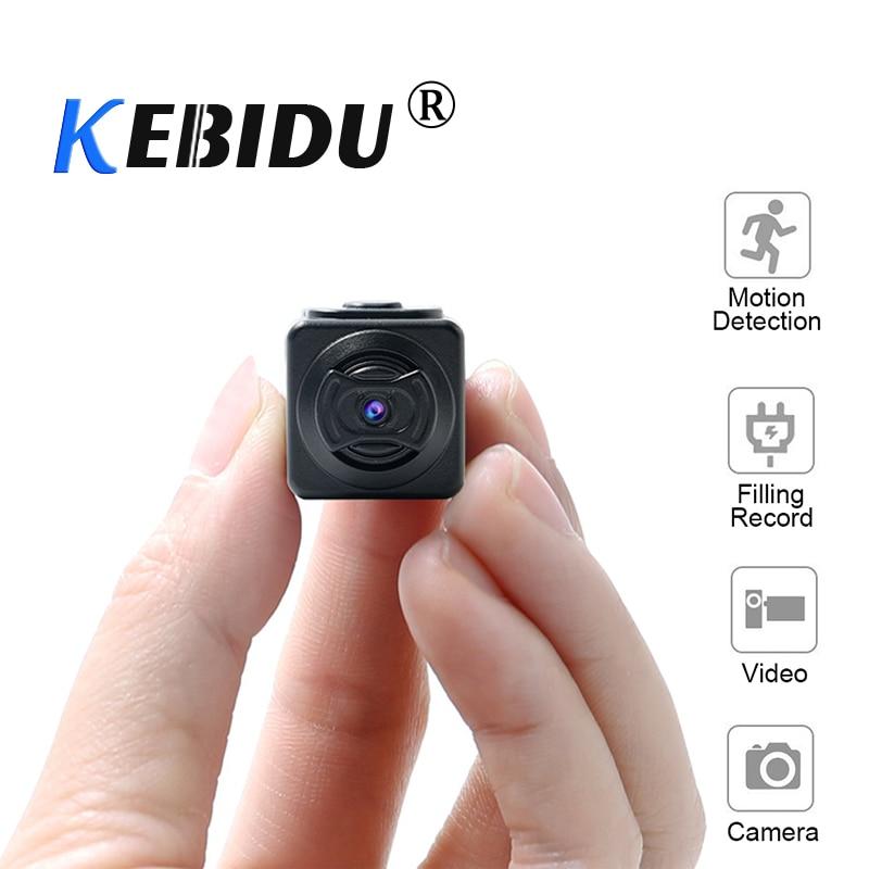 Kebidu Full HD 960P DC 5V S5 cámara Mini cámara IP DVR indicador soporte TF tarjeta 1280*960 para Mac os de Windows Linu