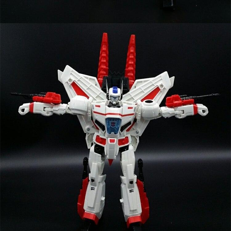 Робот-конструктор Lensple, 25 см, G1, трансформация, Jetfire, Skyfire, IDW, LG07