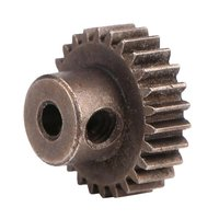 21T Steel Motor Gears Parts Pinions Accessory Suitable for HSP94111 94123 and for 1:10 RC Cars Accessories Parts