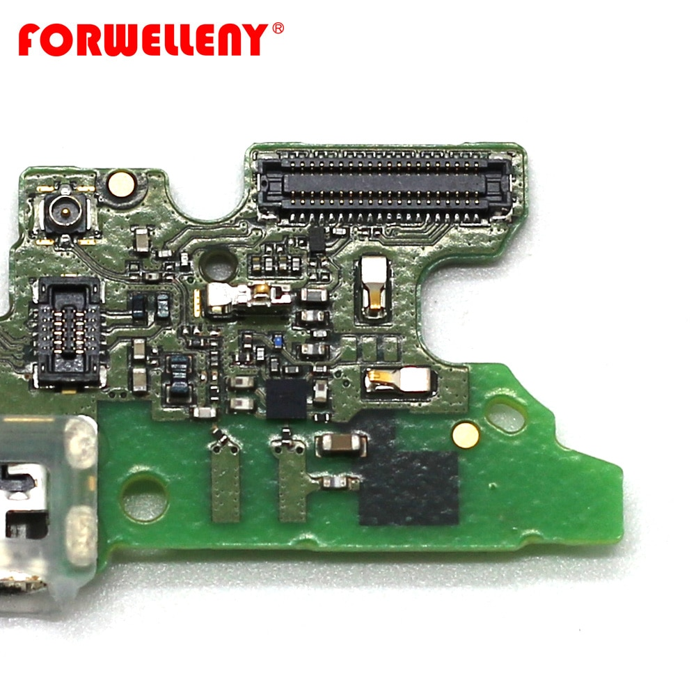 For Honor 6X USB Charger Charging Port with Mic Microphone bottom Circuits board  BLN-L21 BLN-AL20  BLN-L22 enlarge