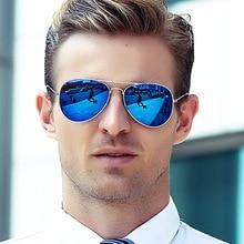 Sunglasses Men's Vintage Sunglasses Ms. Frame Glare Pilot Aviation Sunglasses 19 Color Driving Eye G