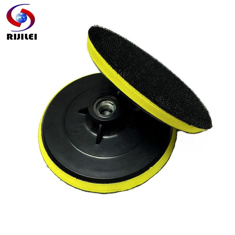 Самоклеящийся шлифовальный диск 5HFJ, диаметром 5 дюймов, с резиновой накладкой 125 мм