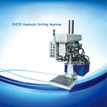 Perceuse hydraulique verticale YDZ20 perceuse dalimentation automatique 380V 2HP/4P MT2 20kgf/cm (2MPa) 500/810/1200/1800 tr/min