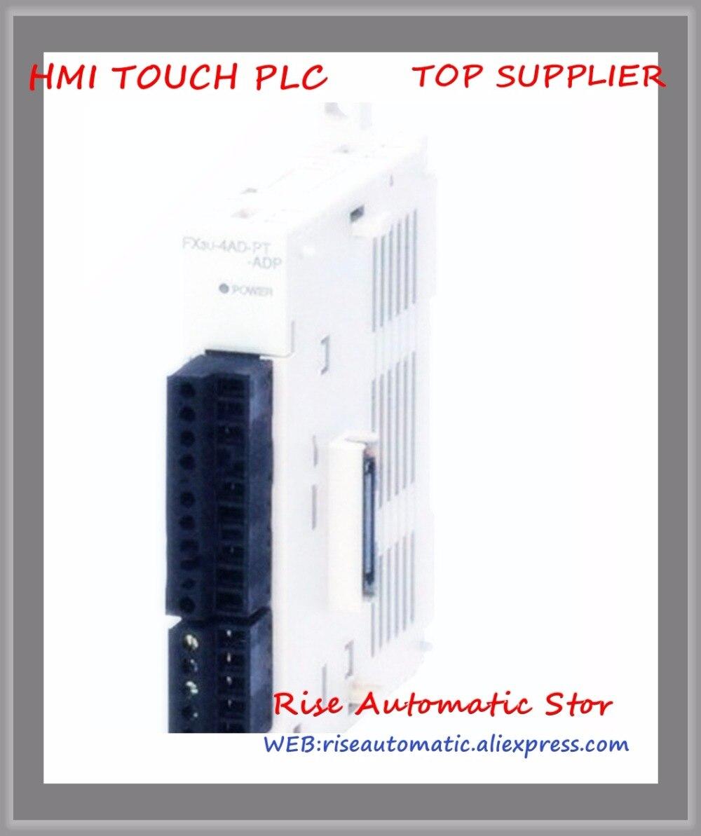 FX2N-232IF FX3U-16CCL-M FX3U-1PG FX3U-64CCL FX3U-4AD-PNK-ADP FX3U-4AD-TC-ADP PLC جديد الأصلي التناظرية محول خاص