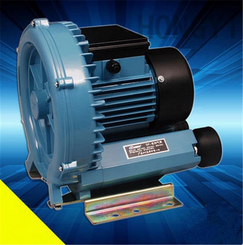 Resun 1 peça GF-180C 180 w 540l/min tanque de peixes alta pressão elétrica turbo ventilador de ar do aquário compressor de ar bomba de aerador de ar