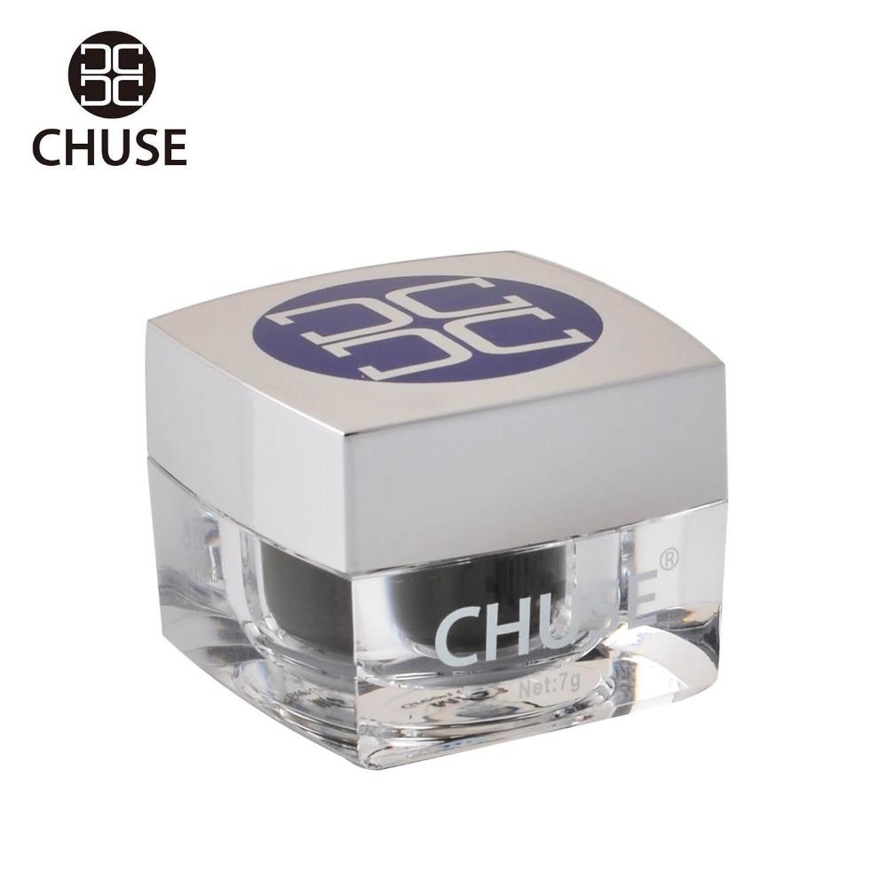 CHUSE Microblading pigmento profesional maquillaje Color crema ceja delineador sombra de ojos M268 verde café PMU tintas