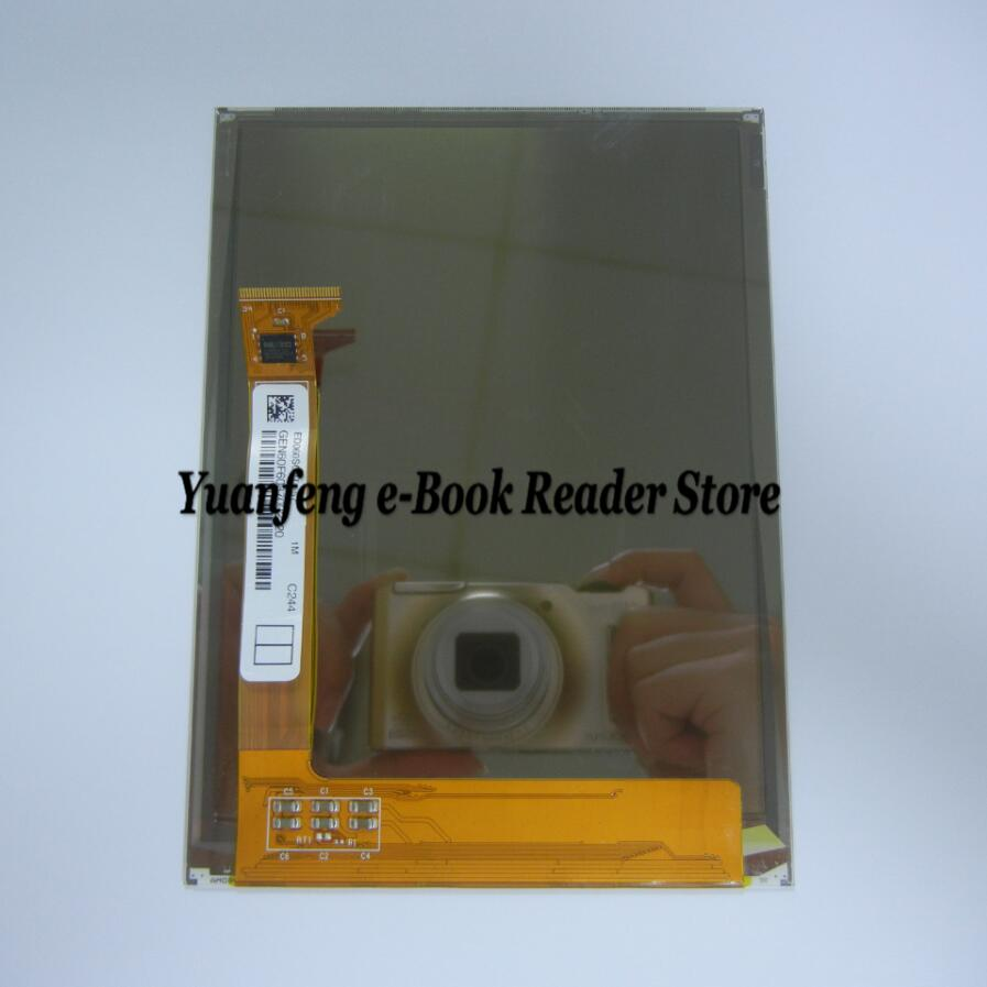 ED060SCP dla kindle 6 kindle 6 k6 WP63GW e-ink ekran LCD dla czytnik ebooków 6 cali 800*600
