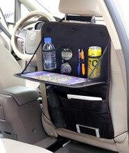 Nouveau organisateur de voiture siège de voiture sac de rangement multifonctionnel siège de voiture organisateur chaise sac de rangement arrière fournitures de voiture sac de rangement