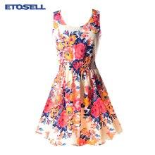 Casual Summer Chiffon Dress Women Clothes 2019 Sexy Floral Short Beach Dresses Korean Elegant Vestido De Festa Verano Robe Femme
