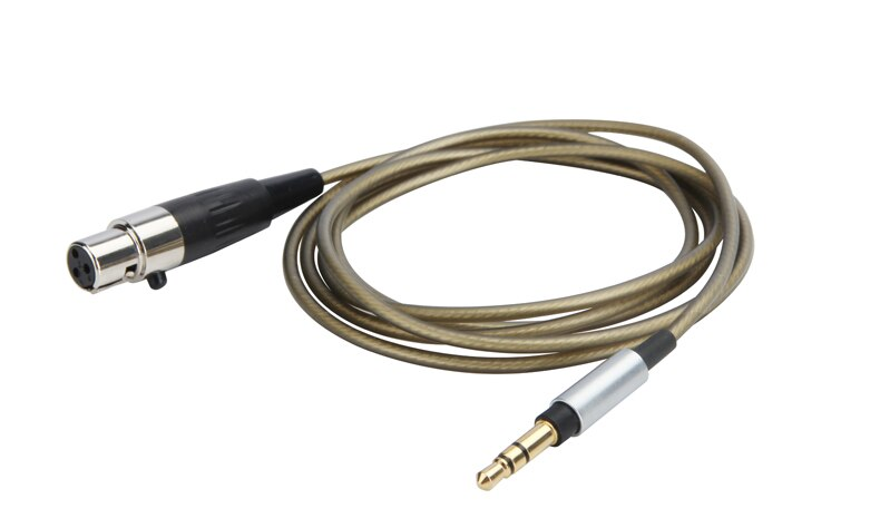 6FT Replacement Silver Audio Cable For Pioneer HDJ-2000 HDJ-2000MK2 ADL H118 ADL H128 reloop RHP-20 Headphones