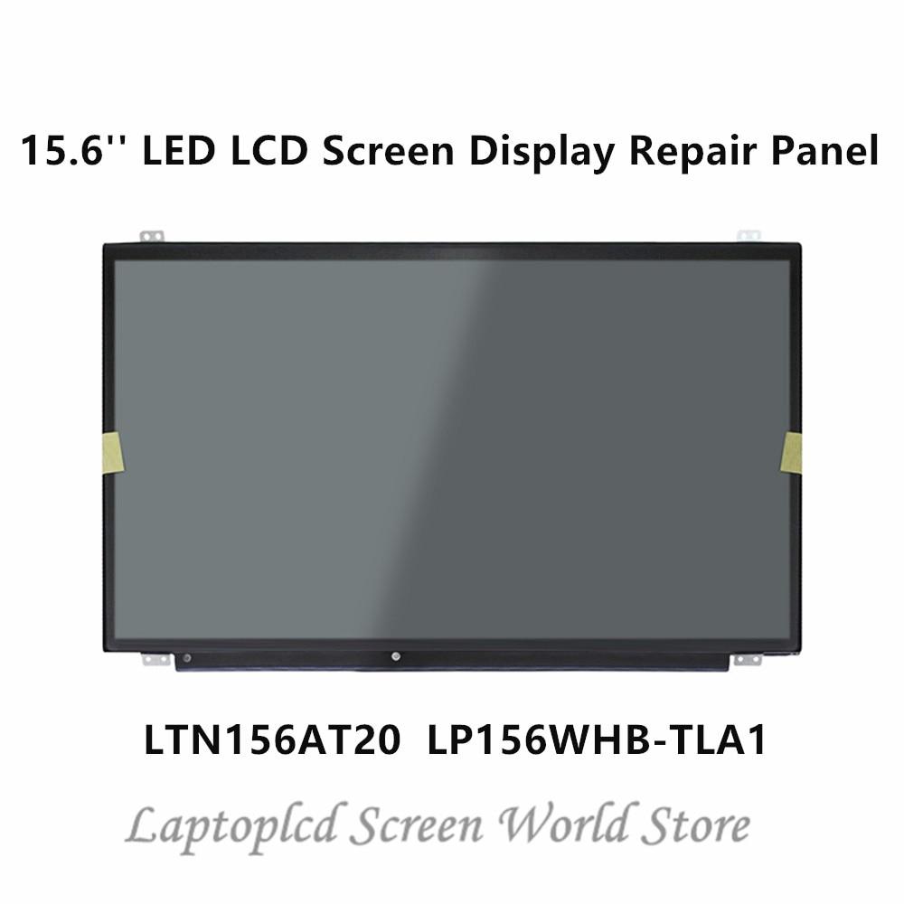 FTDLCD 15.6 LED Panel LCD Pantalla Reparación de Ordenadador Portátil LTN156AT20 LP156WHB-TLA1 Para Lenovo IdeaPad Z500 P500