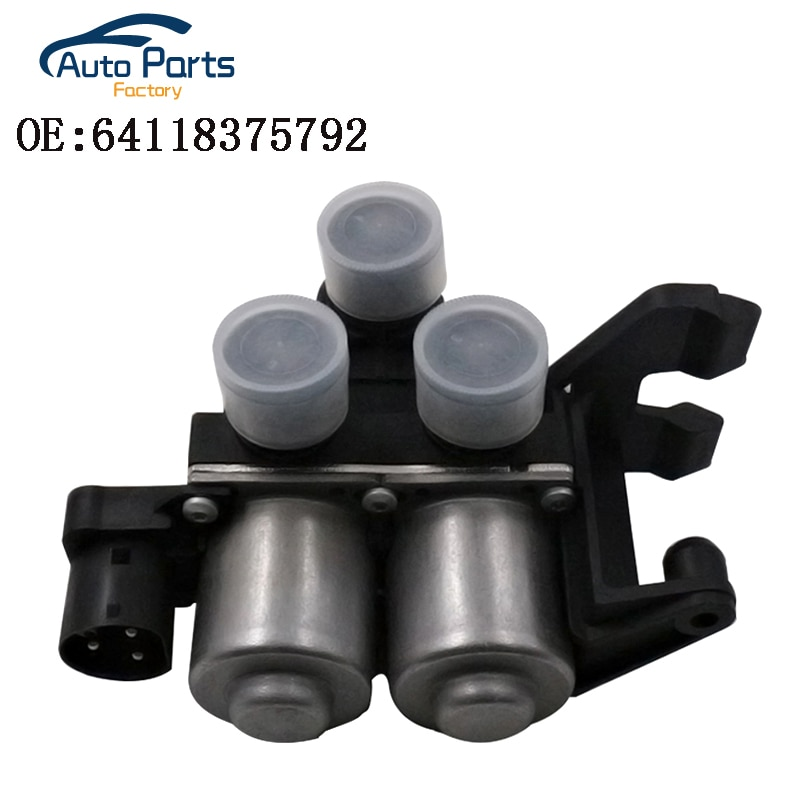 HVAC de la válvula del calentador de agua Válvula de Control para BMW E36 318, 323, 325, 328 M3 64118375792 64111387319 nuevo 64118391419