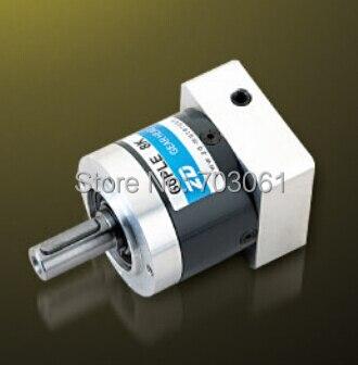 60 ملليمتر 1:10 نسبة التروس NEMA23 التروس الكوكبية applicate ل التروس الكوكبية السائر المحركات محرك سيرفو سرعات الصغير