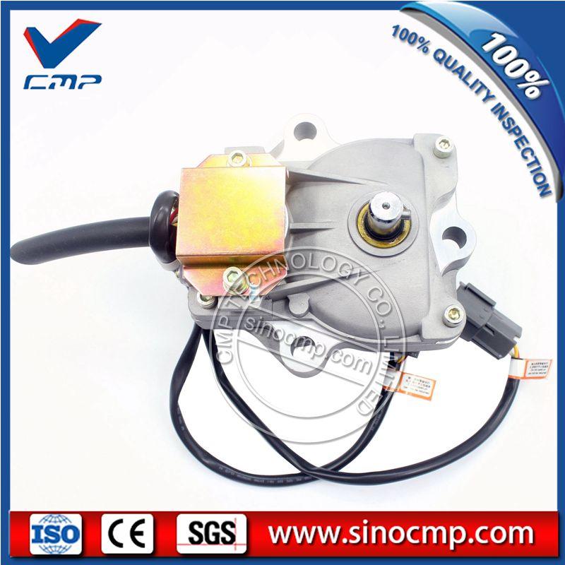 PC220-6 PC200-6 PC120-6 محافظ خنق موتور 7834-40-3002 لكوماتسو حفارة