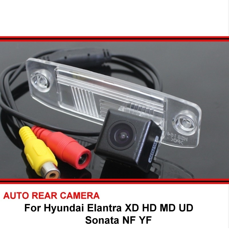 For Hyundai Elantra XD HD MD UD Sonata NF YF Rear view Camera Back up Reverse Camera Car Parking Camera HD CCD Night Vision