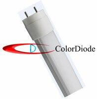 Warm white 3200K Frosted cover High brightness T8 LED Tube Light 60leds 1200LM 0.6m 10W