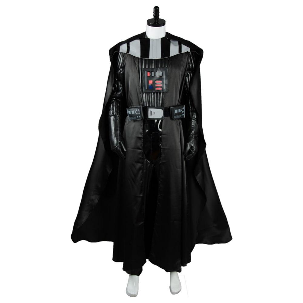 Anakin Skywalker دارث فيدر تأثيري حلي للكبار الرجال جيدي هالوين الملابس