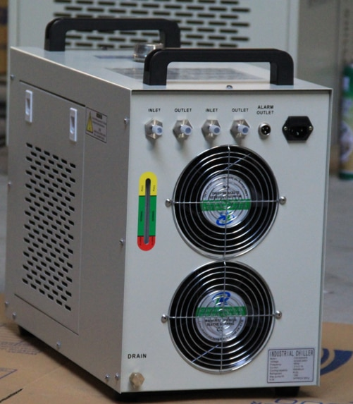 Охладитель воды CW5200 orcw5202 для лазерной резки 1390 или 1325 по хорошей цене