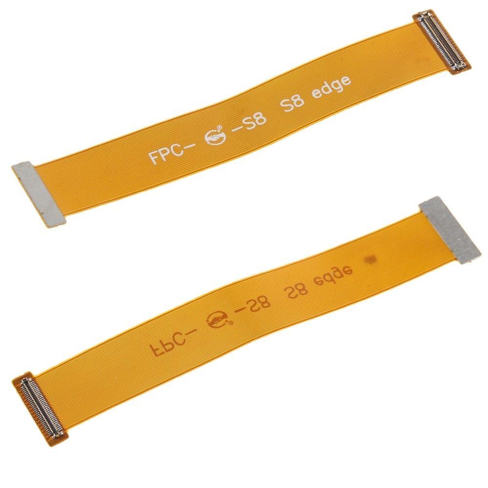 Para Samsung Galaxy S8 / S8 Plus, pantalla LCD táctil, probador de extensión, Cable flexible de prueba