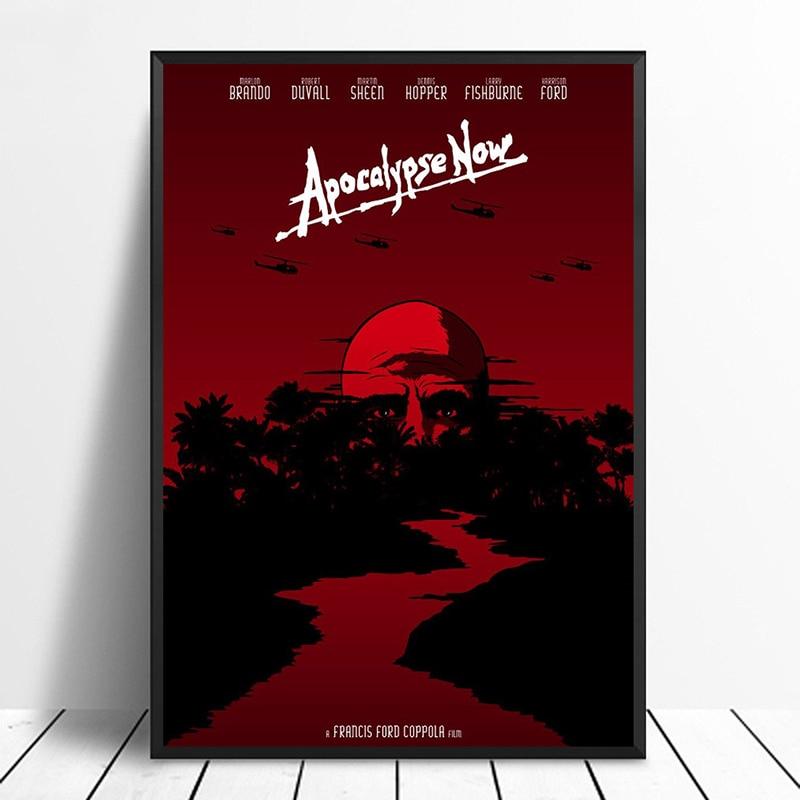 Póster de la película Apocalypse Now, decoración de pared para el hogar, decoración de pared, impresión artística de Navas B4